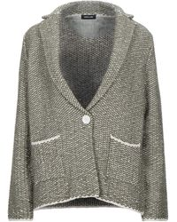 Anneclaire Suit Jacket - Gray