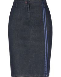 Armani Jeans Gonna jeans - Blu