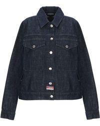 KENZO Denim Outerwear - Blue