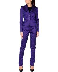 Pinko Women's Suit - Purple