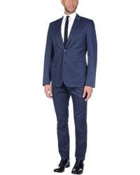 Balenciaga Suit - Blue