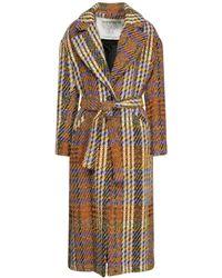 Shirtaporter Coat - Multicolour
