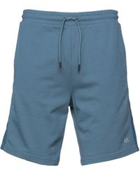 Calvin Klein Shorts & Bermuda Shorts - Blue