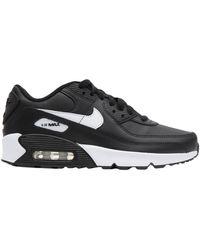 Nike Low Sneakers & Tennisschuhe - Schwarz