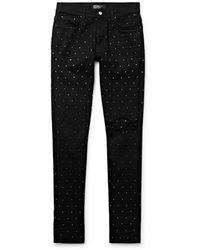 Amiri Pantaloni jeans - Nero