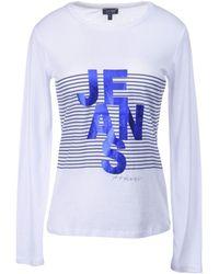 Armani Jeans - T-shirts - Lyst