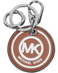 Michael Kors Porte-clé - Métallisé