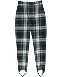 Burberry Casual Trouser - Green