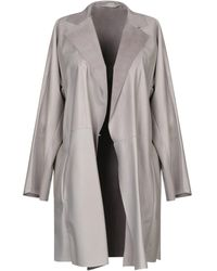 Salvatore Santoro Overcoat - Gray