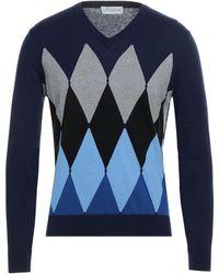 Ballantyne Sweater - Blue