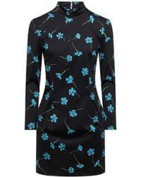 Marcia Short Dress - Black