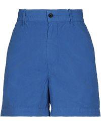 Bellerose Shorts & Bermuda Shorts - Blue
