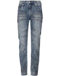 True Religion Pantalon en jean - Bleu