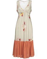 Nolita 3/4 Length Dress - Natural