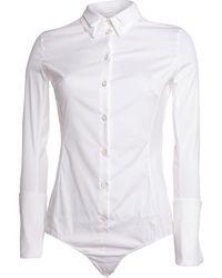 Masnada Camisa - Blanco