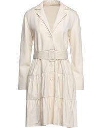 LE COEUR TWINSET Vestito corto - Bianco