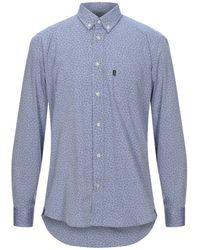 Barbour Shirt - Blue
