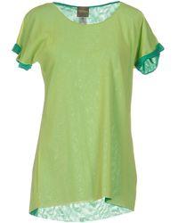 Taviani - T-shirt - Lyst
