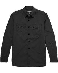 Monitaly Camisa - Negro