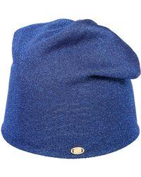 Elisabetta Franchi Hat - Blue