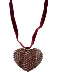Twin Set - Necklace - Lyst
