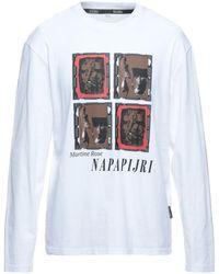 Napapijri T-shirt - White