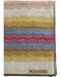 Missoni Serviette de plage - Multicolore