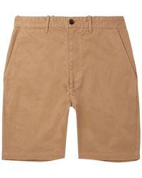 Saturdays NYC Bermuda Shorts - Natural