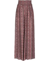 Ballantyne Casual Trousers - Red