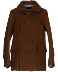 DSquared² Coat - Brown