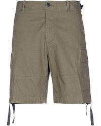 Lanvin Shorts e bermuda - Verde