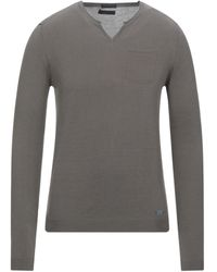 AT.P.CO Pullover - Gris