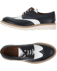 Eleventy - Lace-up Shoe - Lyst