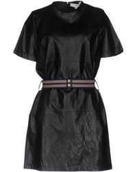 Vanessa Bruno Athé Short Dress - Black