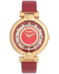 Versus Reloj de pulsera - Rojo