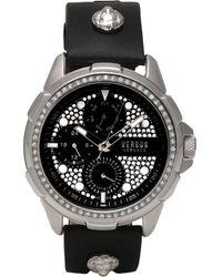 Versus Armbanduhr - Schwarz