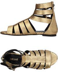 Just Cavalli - Sandals - Lyst