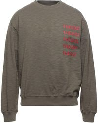 The Gigi Sweatshirt - Grey