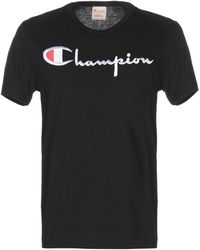 Champion - T-shirt - Lyst