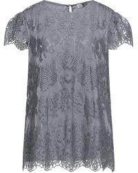TWINSET UNDERWEAR Bluse - Grau