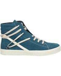 Rick Owens High-tops & Sneakers - Blue