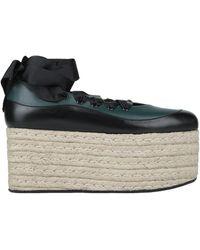 Marni Chaussures à lacets - Noir