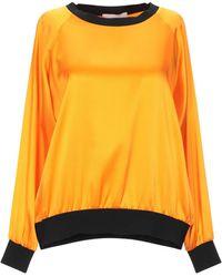 Alexandre Vauthier Sweatshirt - Orange