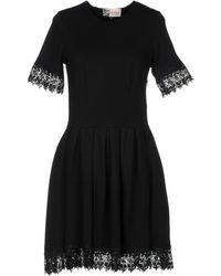Jaeger - Short Dresses - Lyst