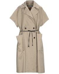Hache Overcoat - Natural