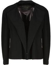 Plein Sud Suit Jacket - Black