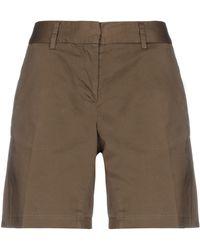Alberto Biani Casual Trousers - Natural