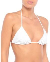 Ermanno Scervino Bikini Top - White