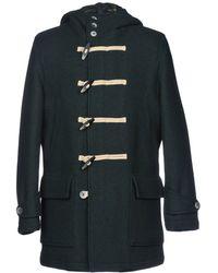 Camplin Coat - Green