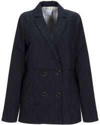 Roseanna Suit Jacket - Blue